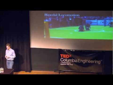 What soccer-playing robots have to do with healthcare | Steve McGill | TEDxColumbiaEngineering