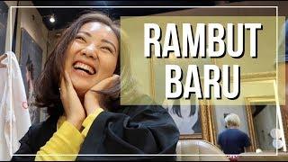 WARNAIN RAMBUT BARU?!