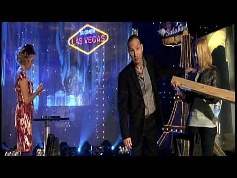 Guy Bavli  - Master of the Mind - Human Hammer  - TV  Finland
