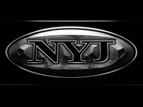 New York Jets 1998-2001 LED Neon Sign - Legacy Edition