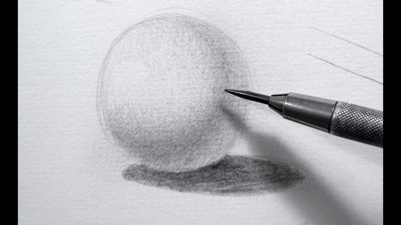 Clases De Sombreado Cómo Dibujar Sombras Arte Divierte Youtube