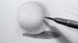 Clases de sombreado: cómo dibujar sombras -  Arte Divierte thumbnail