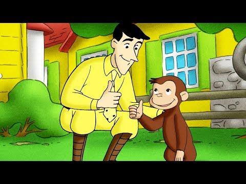 Curious George 🐵Surprise Quints 🐵Full Episode 🐵 HD 🐵 Cartoons For Children