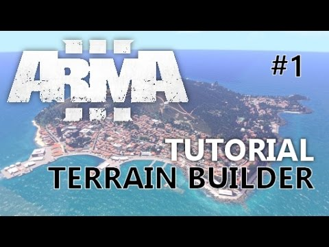 Arma  Terrain Builder Tutorial German