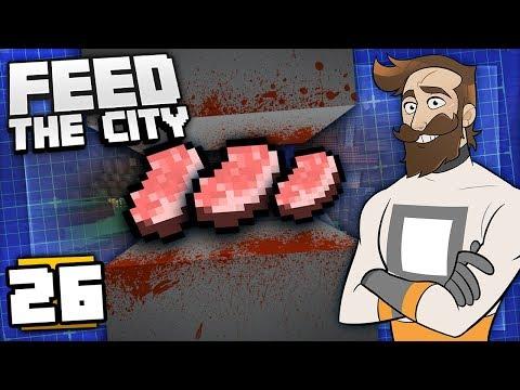Feed The City #26 - Churnin' Meat