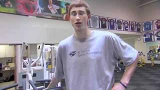 Gordon Hayward offseason training
