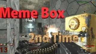"COD WAW : Custom Zombies ""Meme Box"" (2nd time)"