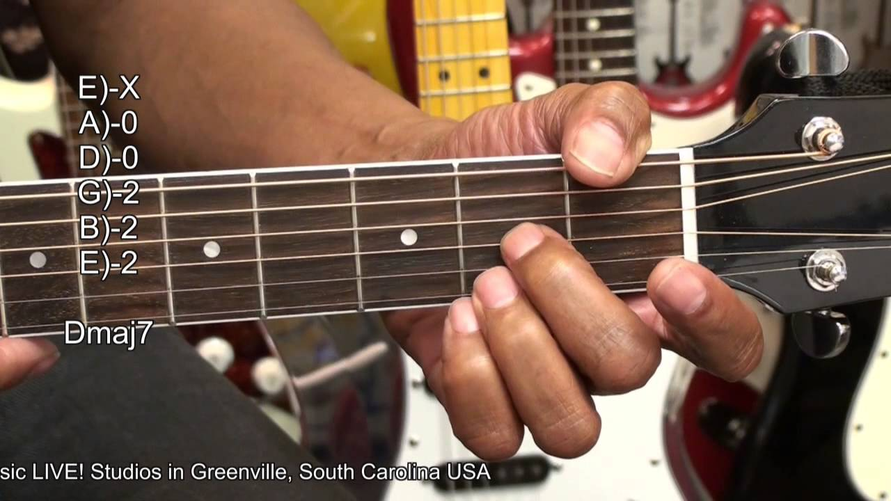 How To Play Seal Touch Guitar Chord Tabs Tutorial 305 2 Chord Song