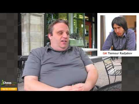 Chess News: US Chess Championship - Finegold Interview!