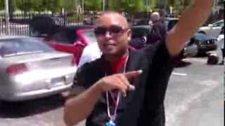 J-Smoove (Behind The Scenes) Beale St. Music Festival 2013 Courtesy of Al Kapone