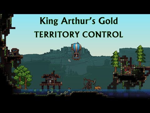 King Arthur's Gold - Territory Control