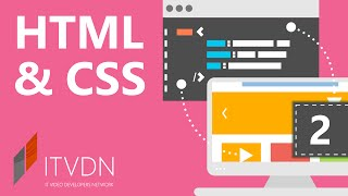 Видеокурс HTML & CSS. Урок 2. Работа с изображениями.