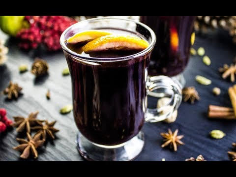 Glühwein Recipe | German Mulled Wine