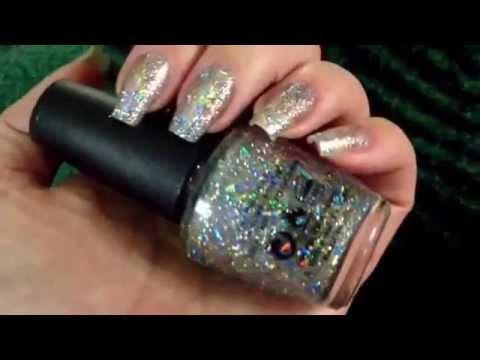 Opi Glitter Nail Polish