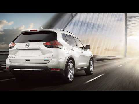 2019 Nissan Rogue - Tire Pressure Monitoring System (TPMS) with Easy-Fill Tire Alert