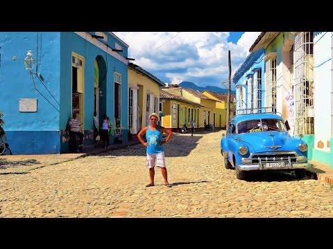 Trinidad! My Favorite Town in CUBA!