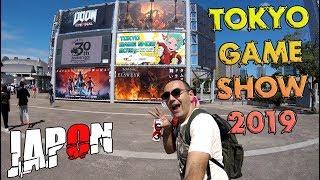 Charlando de Videojuegos en el TOKYO GAME SHOW 2019