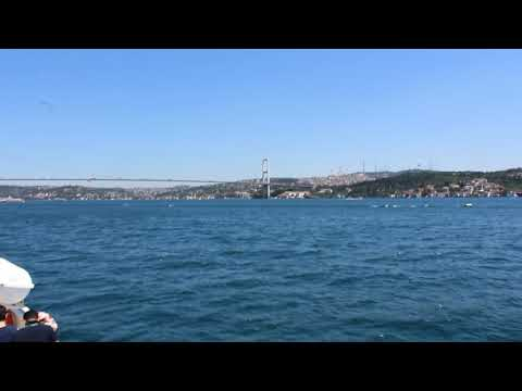 A day in Turkey : Bosphorus
