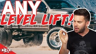 What you don't know about Any Level Lift!