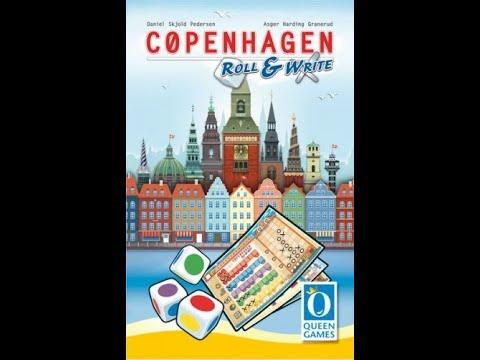 Копенгаген Настольная игра Copenhagen