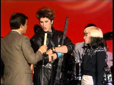 Dick Clark Interviews Berlin - American Bandstand 1984