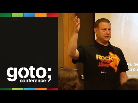 GOTO 2015 • Low Latency Java in the Real World: LMAX Exchange & the Zing JVM • Gil Tene