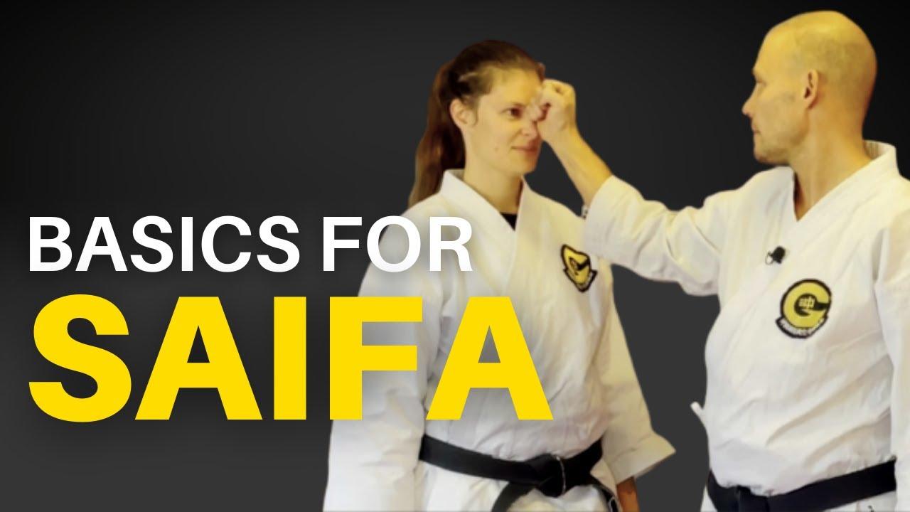 Download Saifa Kata Goju Ryu -  Improve Your Basics
