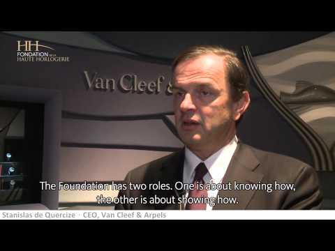 Interview with Stanislas de Quercize, CEO, Van Cleef & Arpels