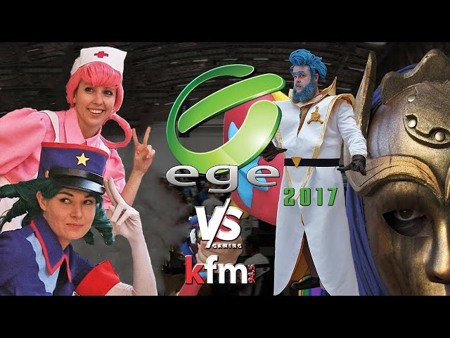 EGE 2017 Cosplay Music Video