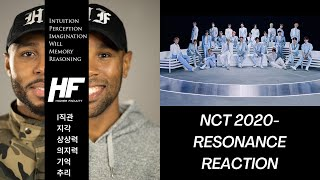 NCT 2020 Resonance Reaction Video (Higher Faculty)