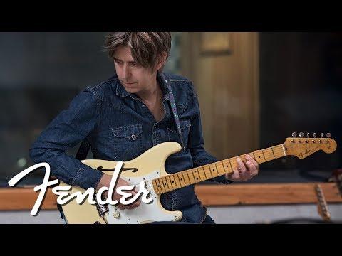 Eric Johnson Signature Stratocaster® Thinline  Artist Signature Series  Fender