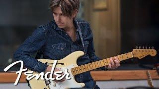 The Eric Johnson Thinline Stratocaster®   Artist Signature Series   Fender
