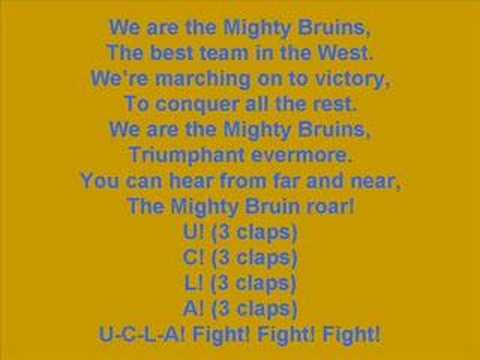 UCLA Football: 10 songs to get you through your football depression