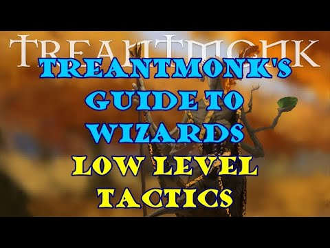 Treantmonk's Guide to Wizards: Low Level Tactics