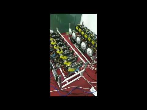 GTX 1070 8 GPU Mining Rig