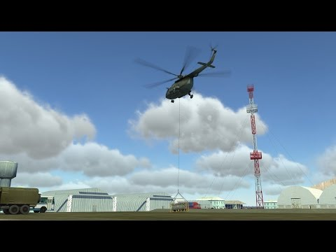 DCS Mi-8MTV2 Oilfield Campaign by Laivynas