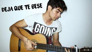 Deja Que Te Bese - Alejandro Sanz ft. Marc Anthony (Cover Acústico) - Eduardo Orozco