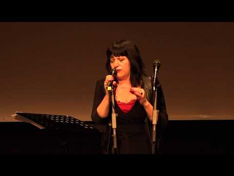 (Schamrock - Festival of Woman Poets) Lydia Lunch live at Schamrock - Festival of Woman Poets 2016