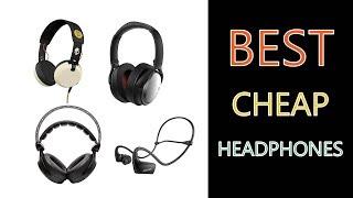 Video Best Cheap Headphones 2018 download MP3, 3GP, MP4, WEBM, AVI, FLV Agustus 2018
