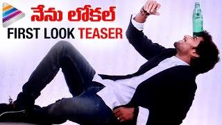 Nani Nenu Local Movie First Look | Keerthi Suresh | DSP | Dil Raju | #NenuLocal | Telugu Filmnagar