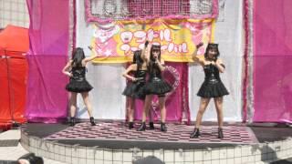 ひろしまロコドルフェスティバル 2017.4.23 アリスガーデン アクターズスクール広島 Special Stageより.