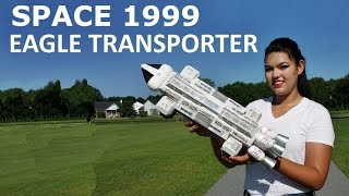RC Eagle Transporter From Space 1999 QuadCopter