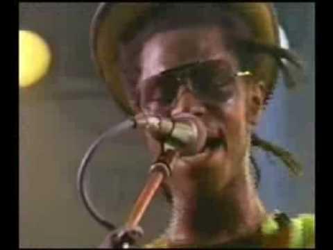 steel pulse 'ku klux klan' live urgh! a music war