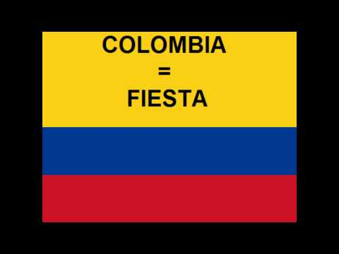 Musica De Carnaval - COLOMBIA.wmv