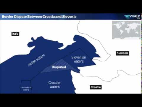 Croatia draws back from arbitration agreement with Slovenia