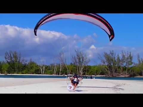Paramotor SW Florida Powered Paraglider Beach Games PPG
