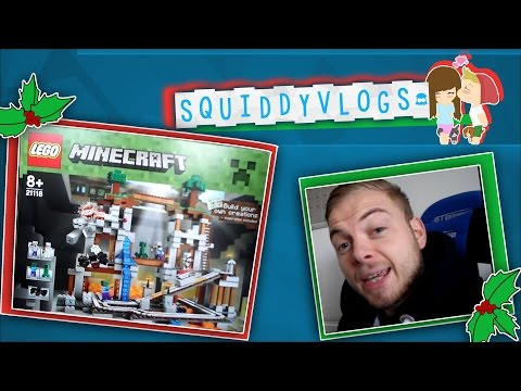 SquiddyVlogs - Minecraft Lego, Christmas?! [11]