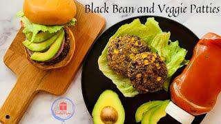 Instant Pot Black Bean and Veg…