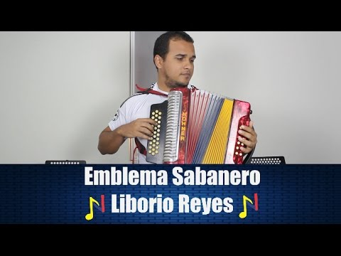 Tutorial Acordeon Emblema Sabanero