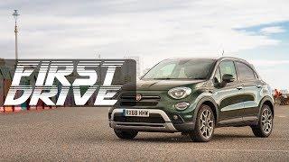 All New 2018 Fiat 500X | First Drive